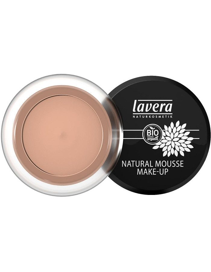 Lavera Bio Organic Natural Mousse Make-up 05 Almond