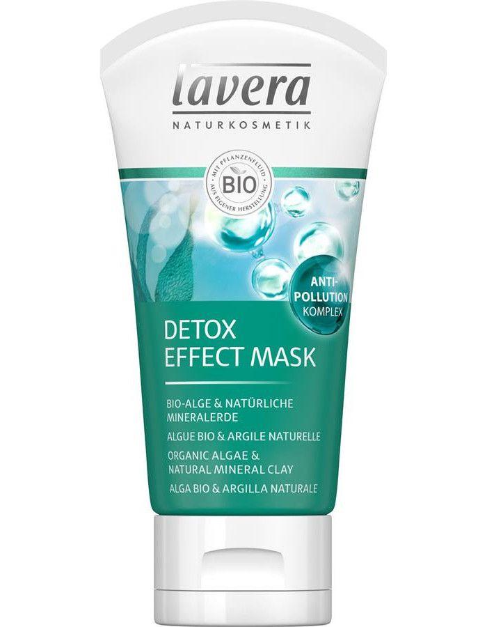 Lavera Organic Algea & Mineral Clay Detox Effect Gezichtsmasker 50ml