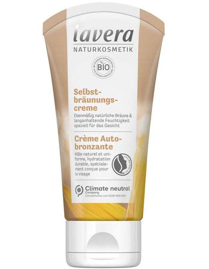 Lavera Organic Self Tanning Cream 50ml