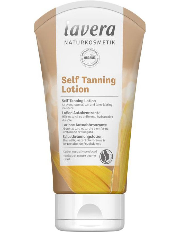 Lavera Organic Self Tanning Lotion 150ml