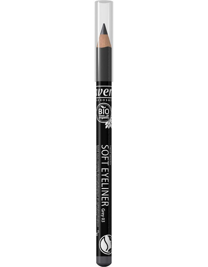 Lavera Organic Soft Eyeliner Oogpotlood 03 Grey