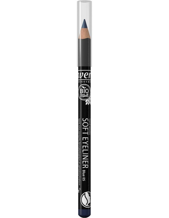 Lavera Organic Soft Eyeliner Oogpotlood 05 Blue