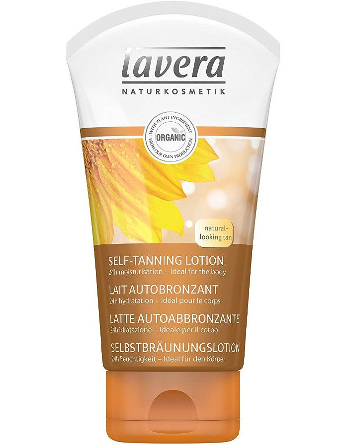 Lavera Organic Zelfbruinende Body Lotion 150ml