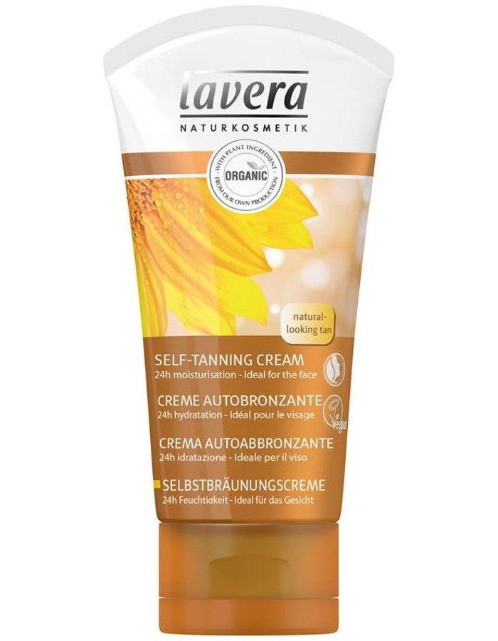 Lavera Organic Zelfbruinende Gezichtscreme 50ml