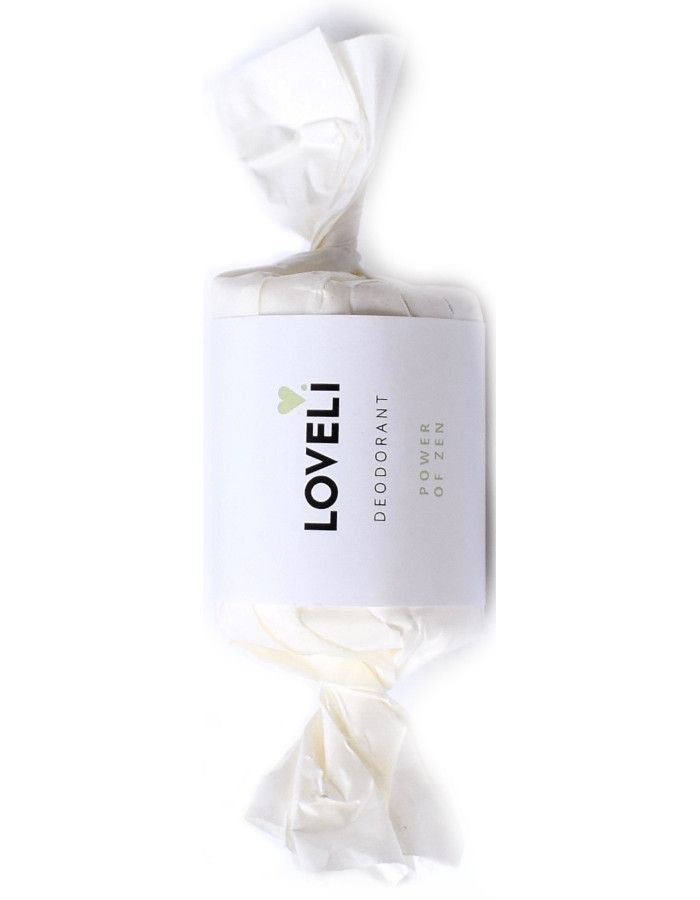 Loveli Aluminiumvrije Deodorant Stick Refill Power Of Zen XL 75ml