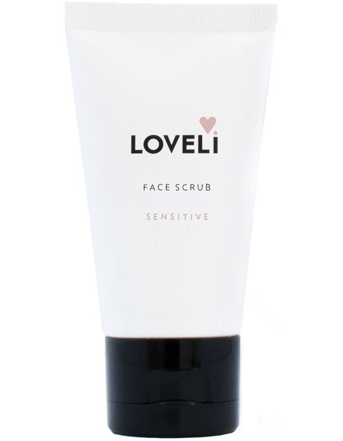 Loveli Face Scrub Sensitive 50ml