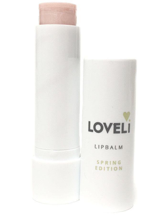 Loveli Paraffinevrije Lippenbalsem Spring Editie