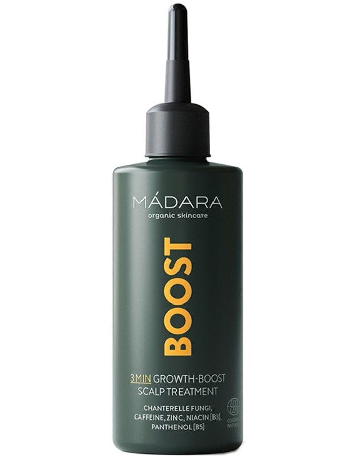 Mádara 3-Minuten Growth Boost Scalp Treatment 100ml