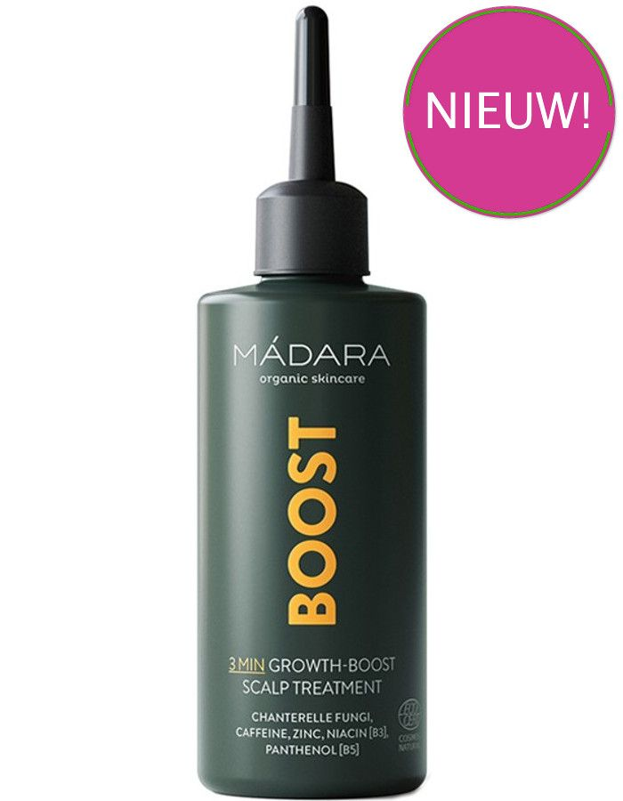 Mádara 3-Min Growth Boost Scalp Treatment 100ml