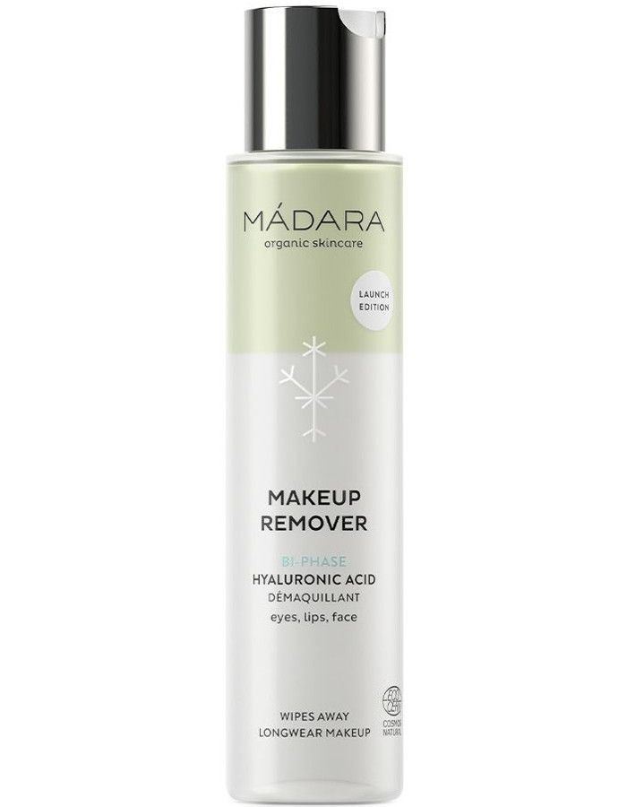 Mádara Bi-Phase Makeup Remover Met Hyaluronzuur 100ml