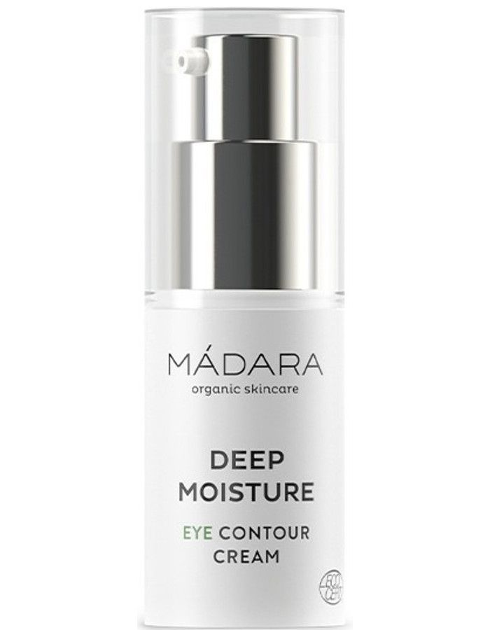 Mádara Deep Moisture Eye Contour Cream 15ml