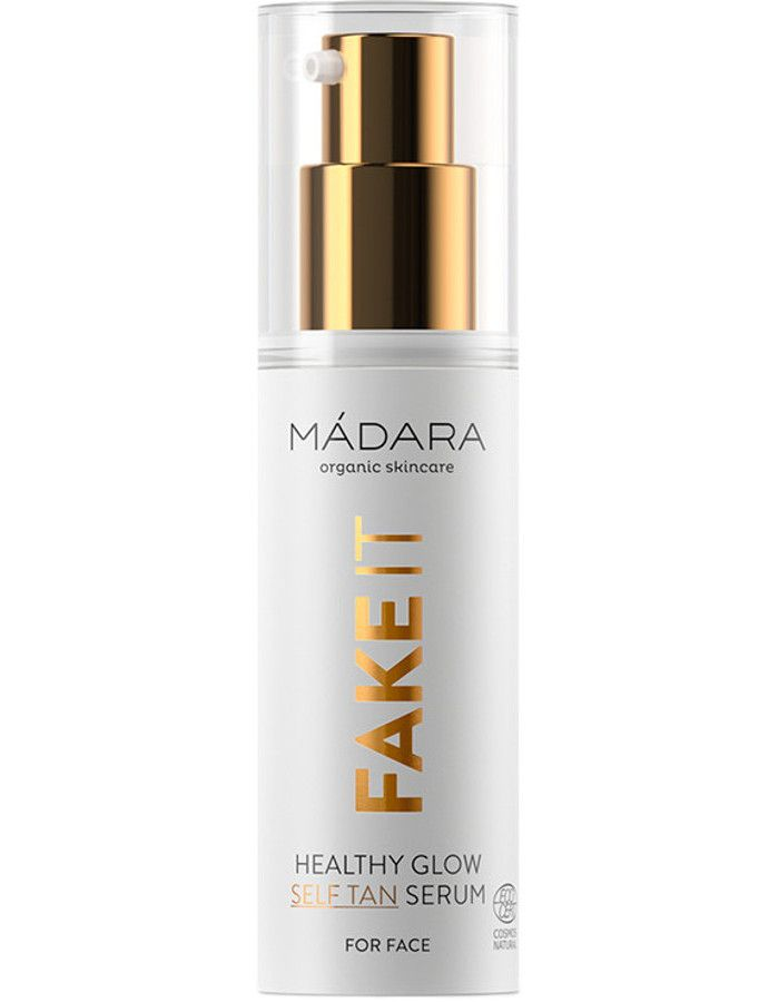 Mádara Fake It Healthy Glow Self Tan Serum 30ml