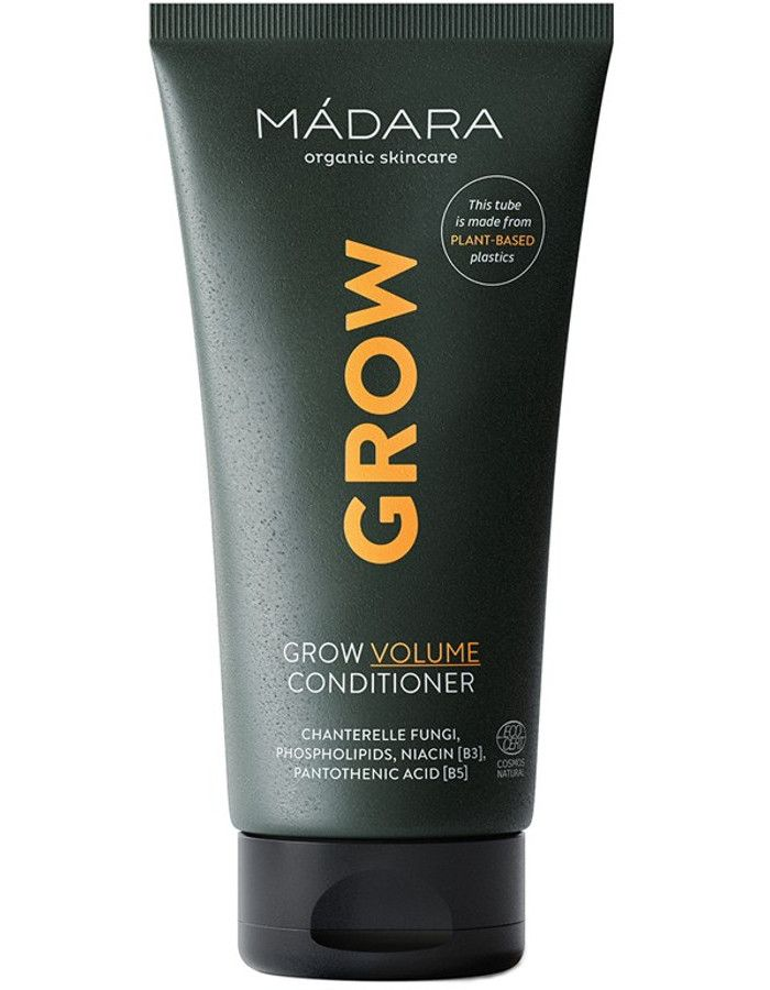 Mádara Grow Volume Conditioner Met Cafeïne 175ml