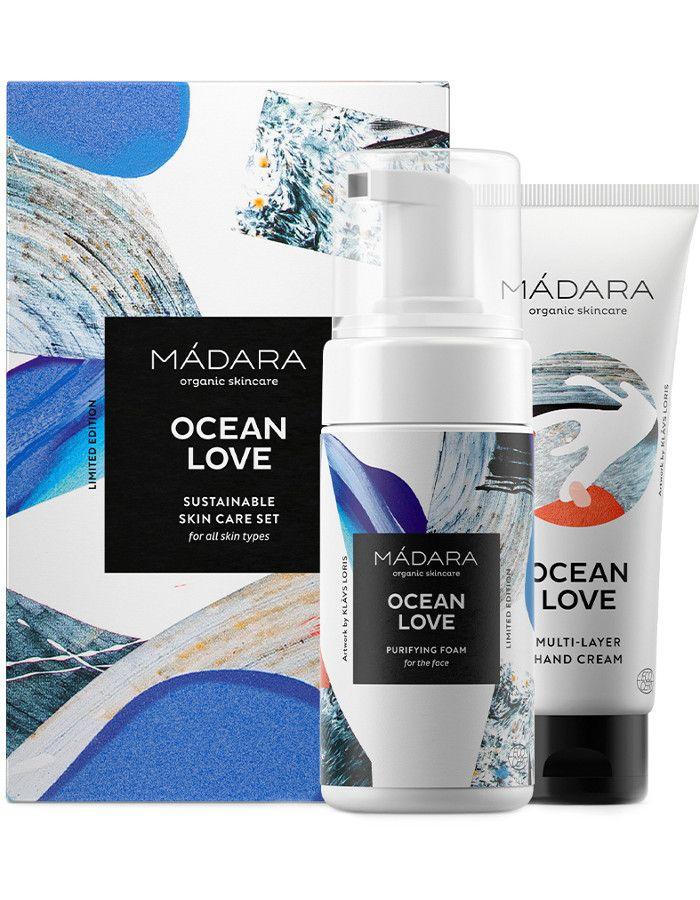 Mádara Ocean Love Sustainable Gift Set 2-Delig