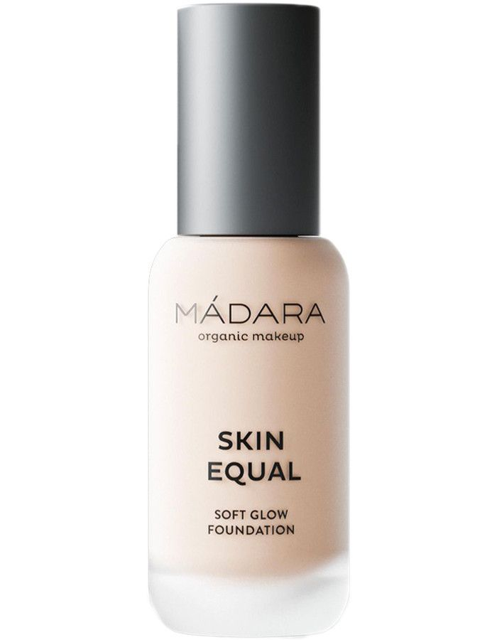 Mádara Skin Equal Spf15 Soft Glow Foundation 10 Porcelain 30ml