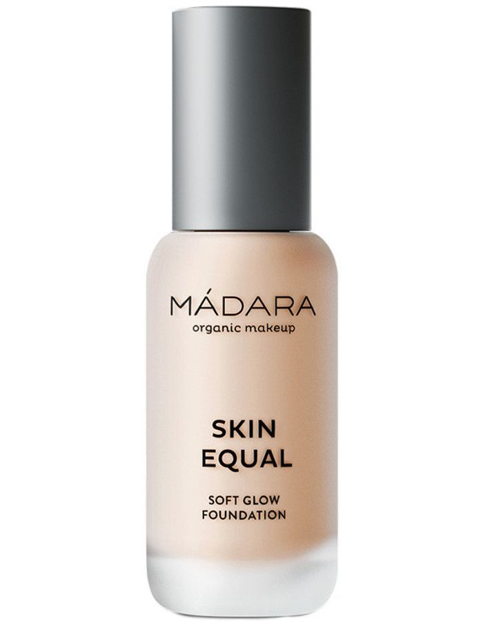 Mádara Skin Equal Spf15 Soft Glow Foundation 20 Ivory 30ml