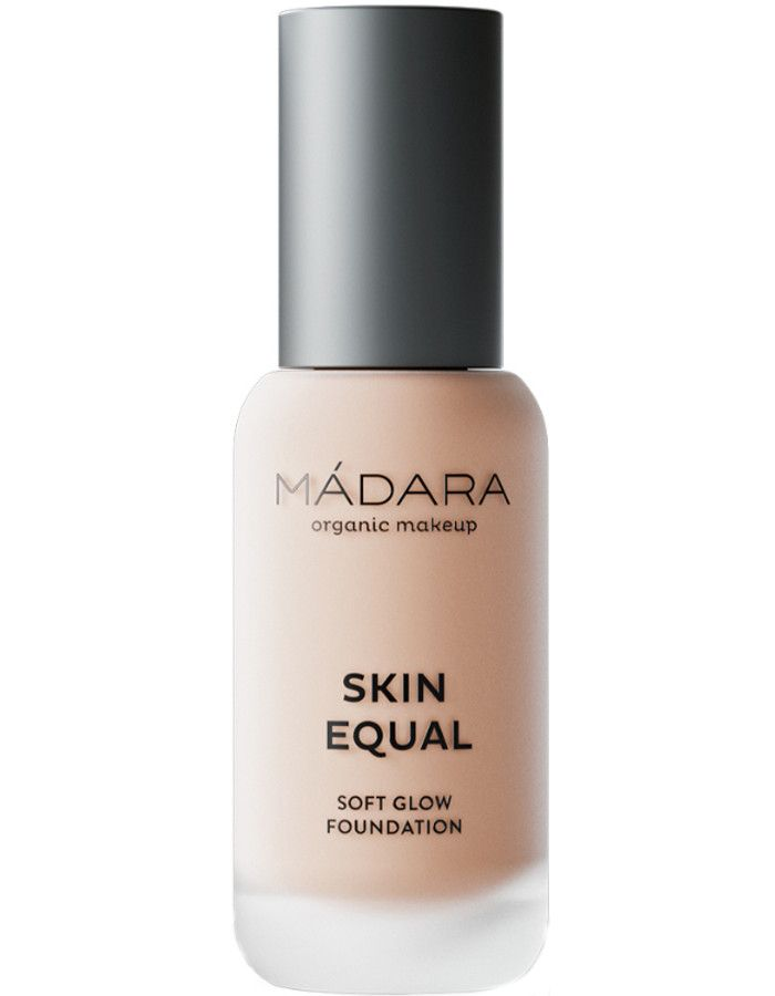 Mádara Skin Equal Spf15 Soft Glow Foundation 30 Rose Ivory 30ml