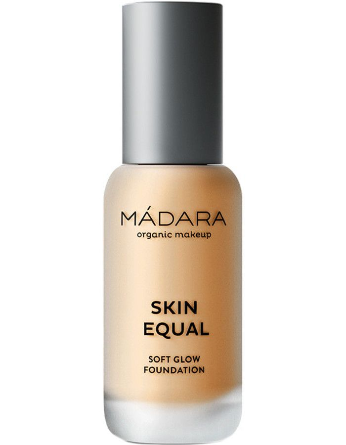 Mádara Skin Equal Spf15 Soft Glow Foundation 50 Golden Sand 30ml