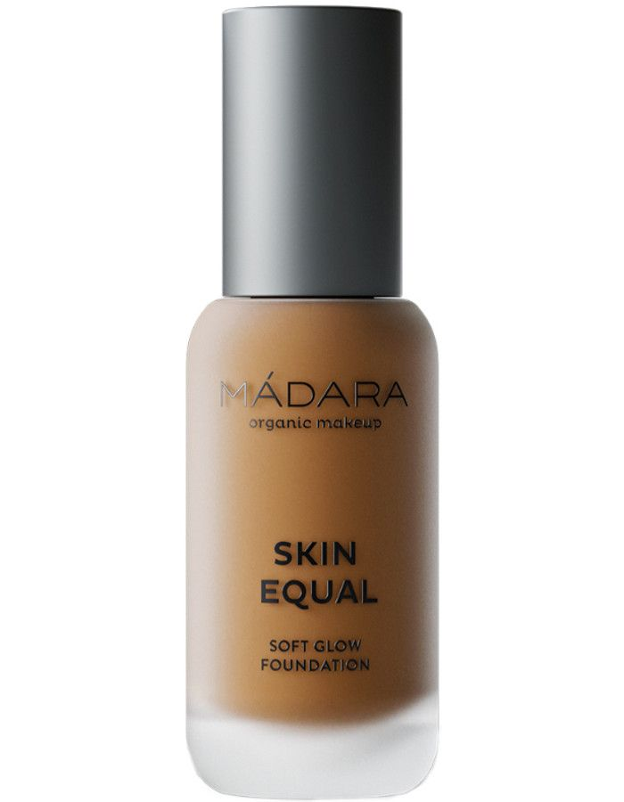 Mádara Skin Equal Spf15 Soft Glow Foundation 70 Caramel 30ml