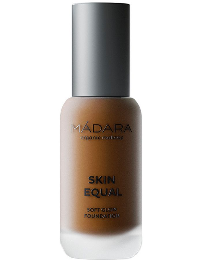 Mádara Skin Equal Spf15 Soft Glow Foundation 90 Chestnut 30ml