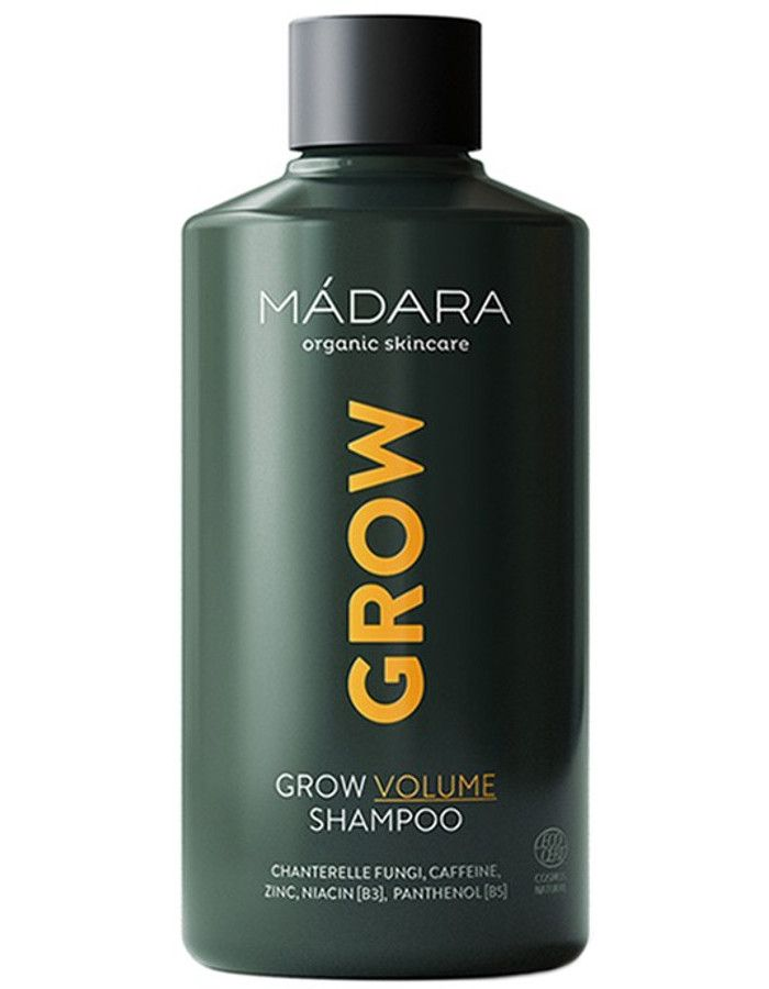 Mádara Grow Volume Shampoo Met Cafeïne 250ml