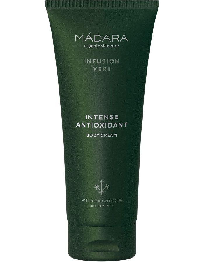 Madara Infusion Vert Firming Antioxidant Body Cream 200ml