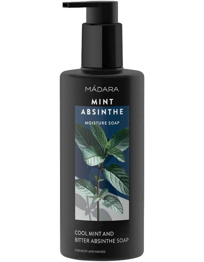 Madara Mint Absinthe Moisture Soap 300ml