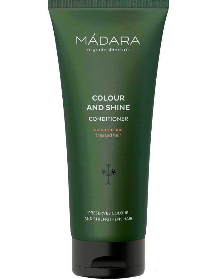 Mádara Natuurlijk Conditioner Colour En Shine 200ml