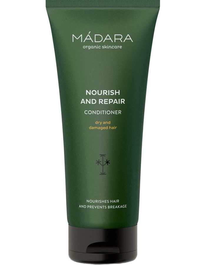 Mádara Natuurlijke Conditioner Nourish En Repair 200ml