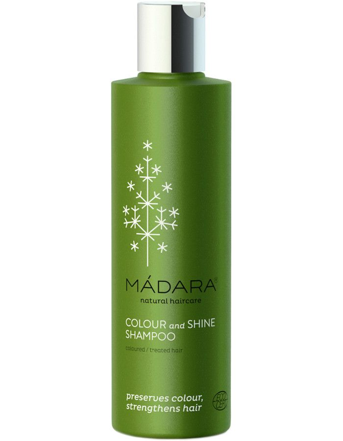 Madara Natuurlijke Shampoo Colour En Shine 250ml