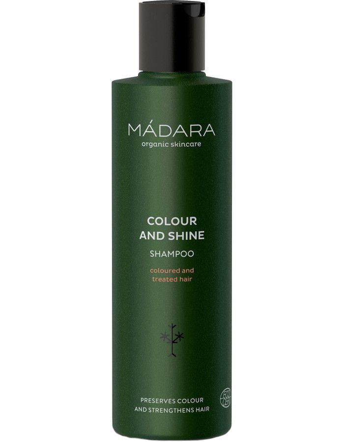 Mádara Natuurlijke Shampoo Colour En Shine 250ml
