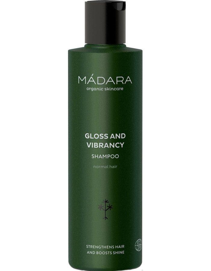 Madara Natuurlijke Shampoo Gloss En Vibrancy 250ml