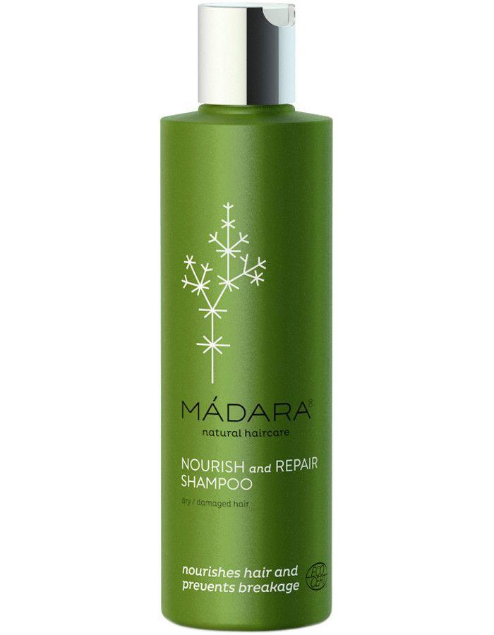 Madara Natuurlijke Shampoo Nourish En Repair 250ml