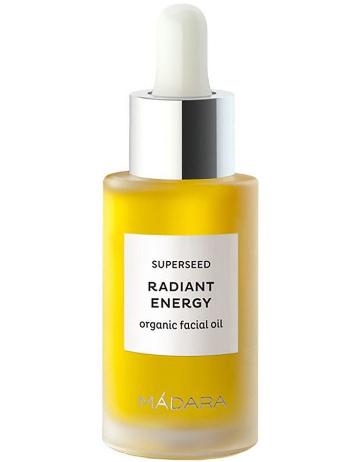 Madara Superseed Radiant Energy Organic Facial Oil 30ml