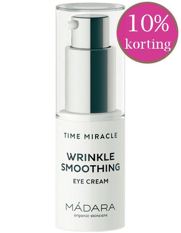 Madara Time Miracle Wrinkle Smoothing Eye Cream 15ml