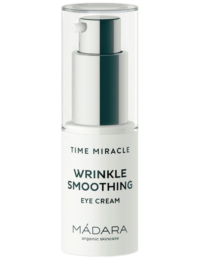 Madara Time Miracle Wrinkle Smoothing Eye Cream 15ml