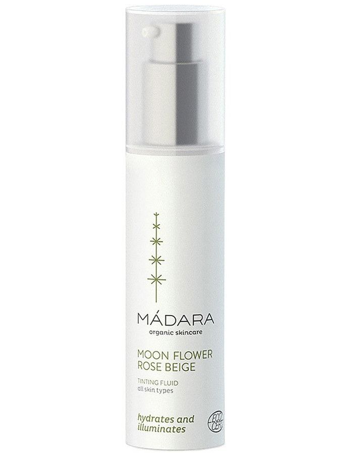 Madara Tinted Fluid Moon Flower Rose Beige 50ml