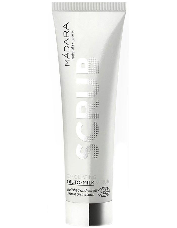 Madara Exfoliating Oil To Milk Scrub 60ml