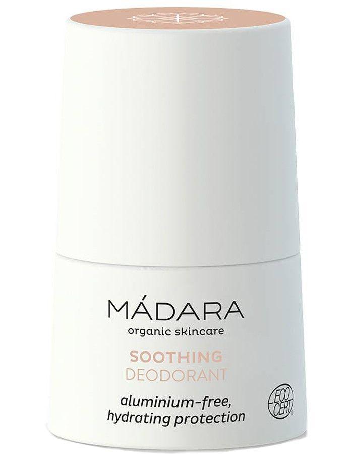 Madara Soothing Vegan Deodorant Roller 50ml
