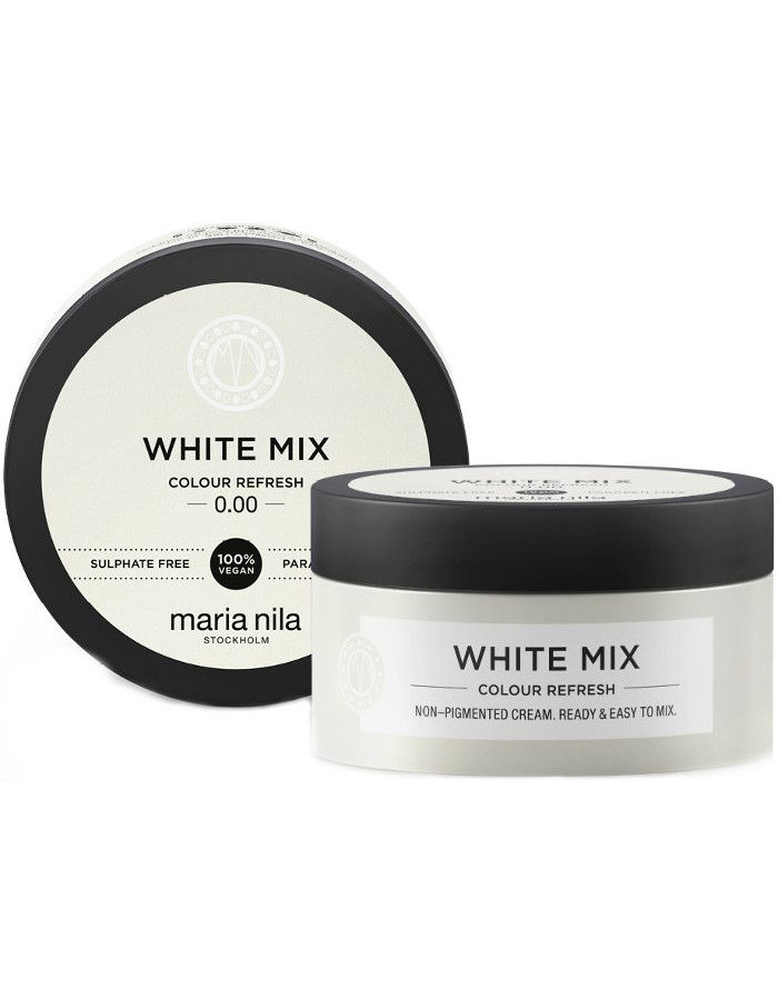 Maria Nila Colour Refresh Haarmasker 0.00 White Mix 100ml