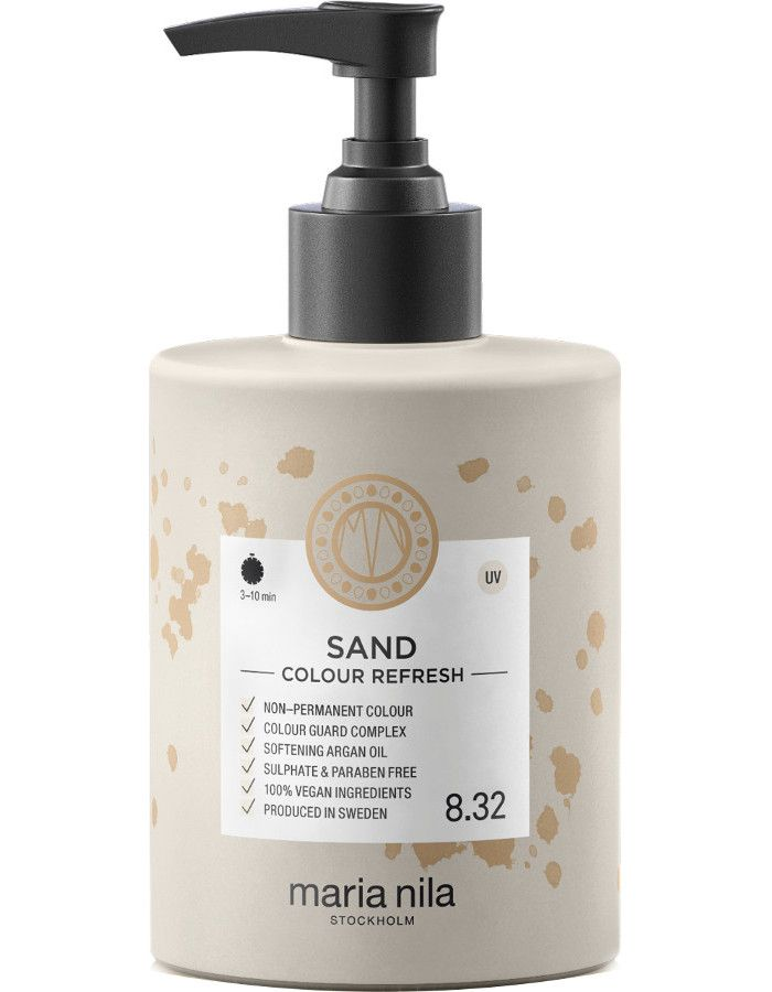 Maria Nila Colour Refresh Haarmasker 8.32 Sand Blond 300ml