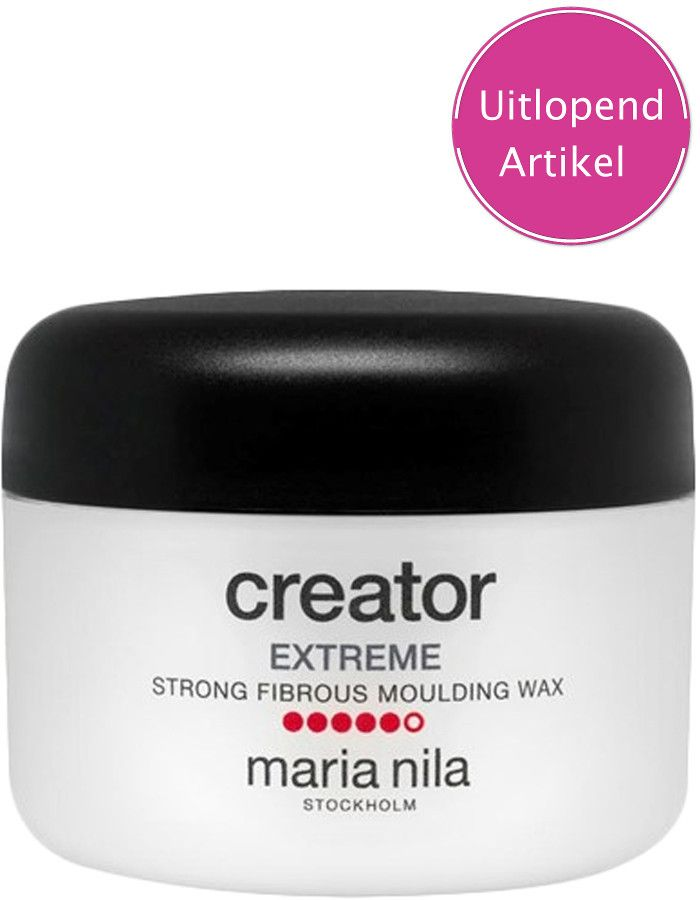 Maria Nila Creator Extreme Strong Fibrous Moulding Wax 30ml