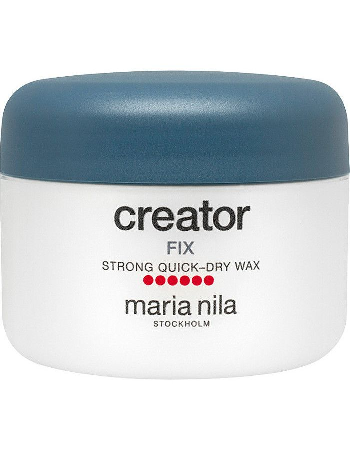 Maria Nila Creator Fix Strong Quick Dry Wax 30ml
