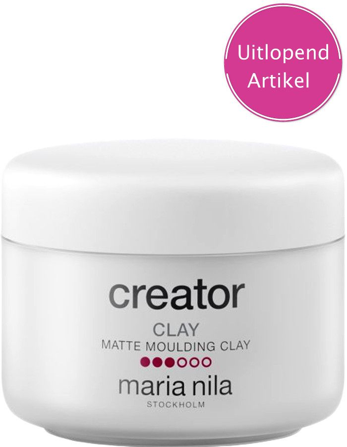 Maria Nila Creator Matte Moulding Clay 30ml