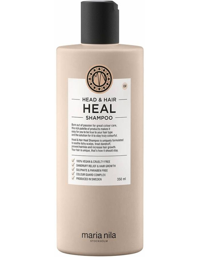 Maria Nila Head En Hair Heal Shampoo met Vitamine E 350ml