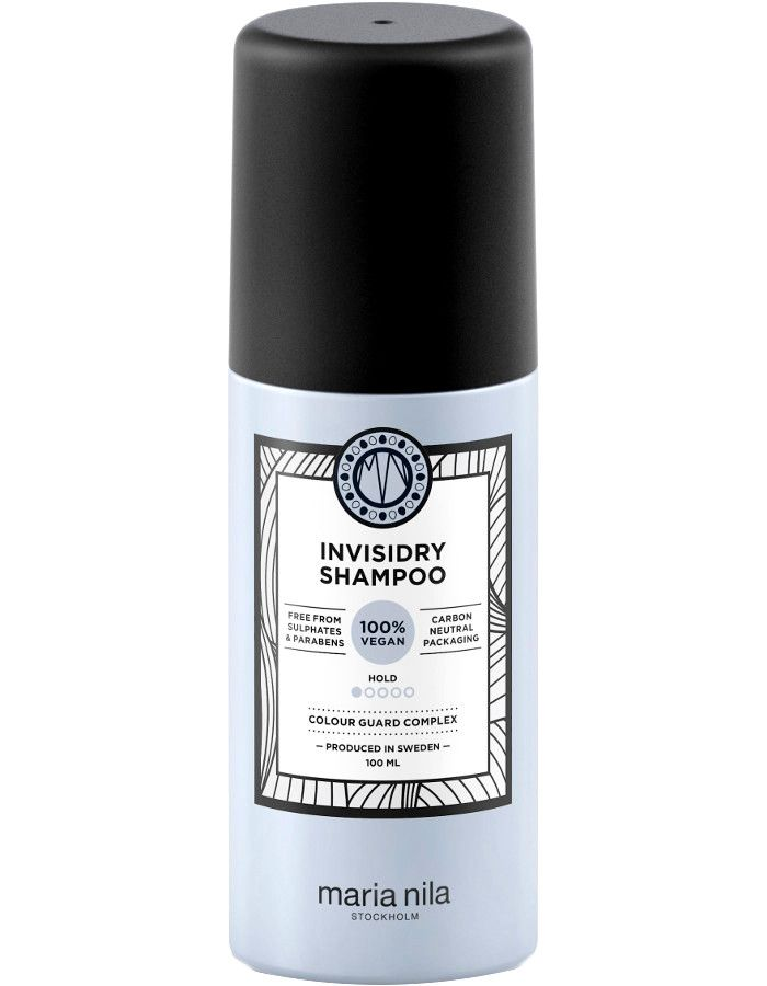 Maria Nila Invisidry Shampoo Transparante Droogshampoo 100ml