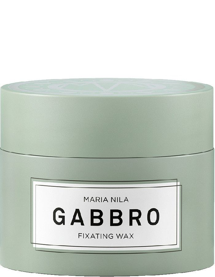 Maria Nila Minerals Gabbro Fixating Wax 50ml