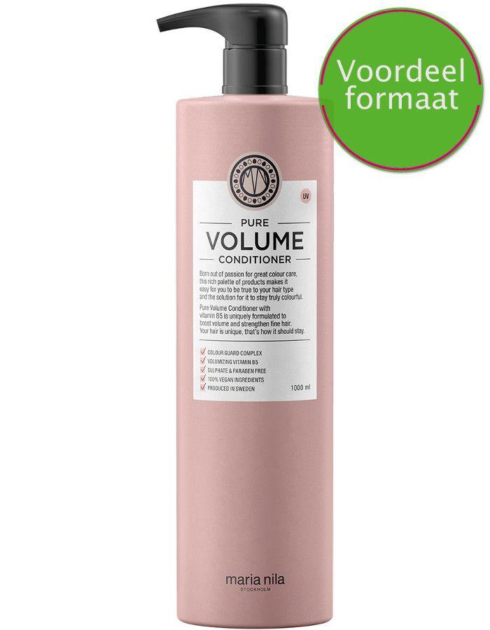 Maria Nila Pure Volume Conditioner Voordeelformaat 1000ml