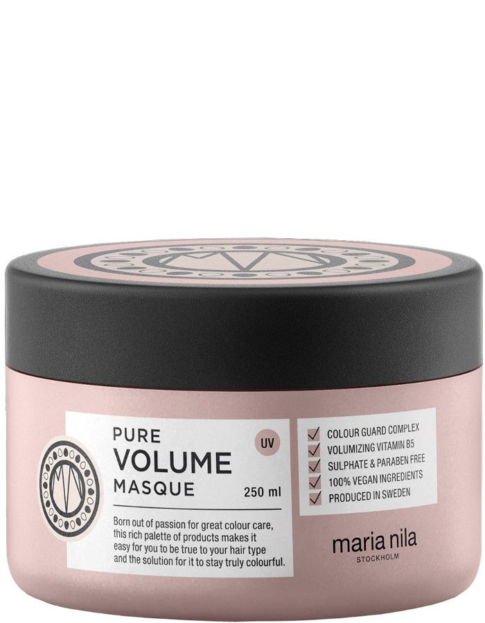 Maria Nila Pure Volume Haarmasker 250ml