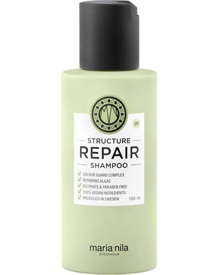 Maria Nila Structure Repair Shampoo 100ml